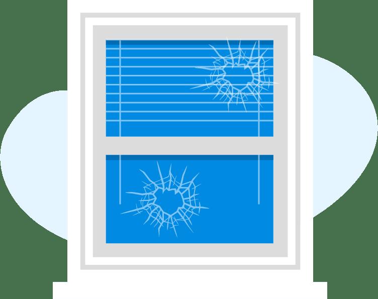 Window Illustration Image