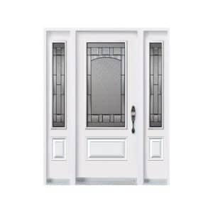 steel door image