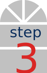 window step 3 icon