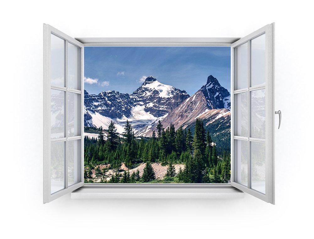 mountain view image