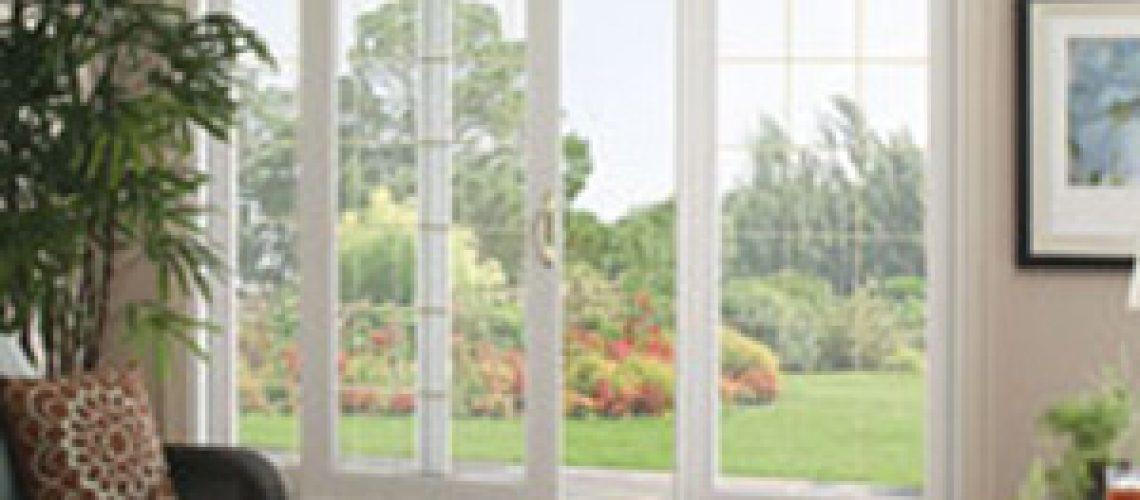 energy efficient patio door